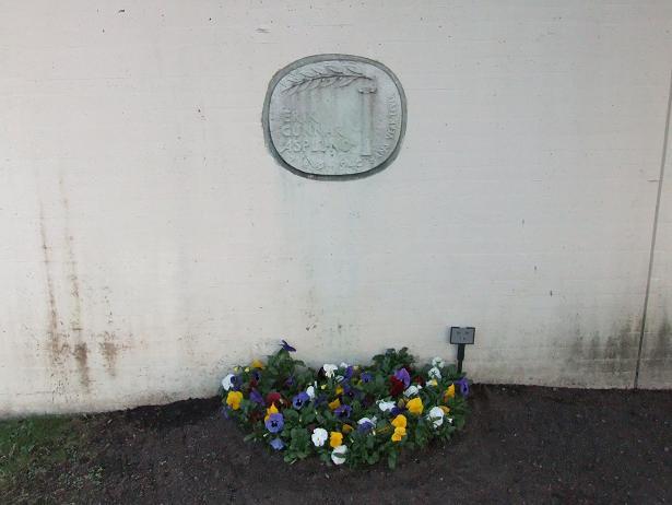 アスプルンドのお墓