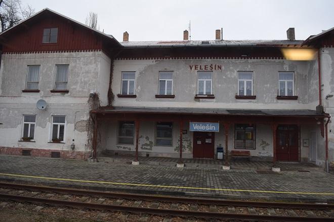 チェコの駅