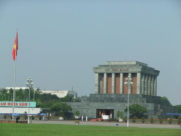 ホー・チ・ミン廟