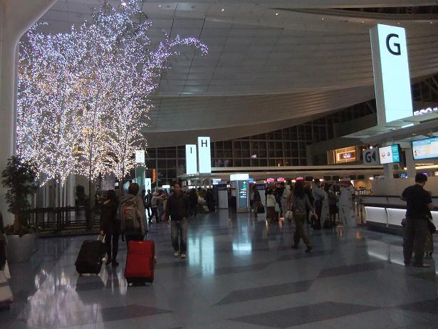 羽田空港①