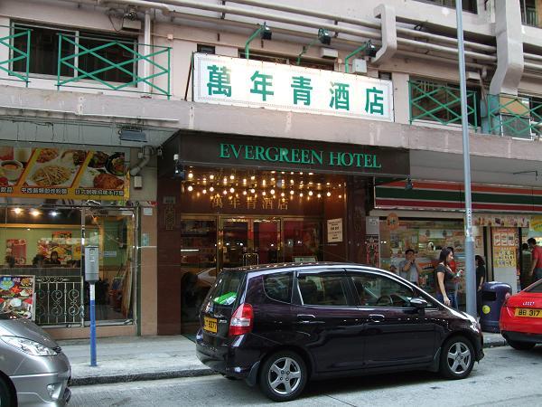 萬年青酒店