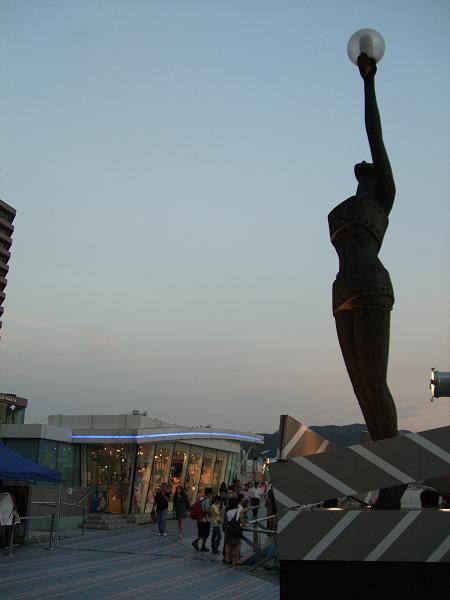 香港電影金像奨の像