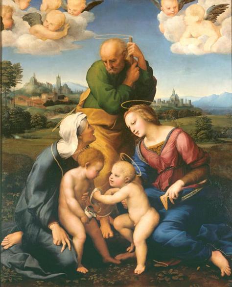 カニジアーニの聖家族