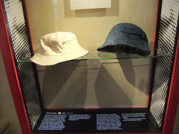 ショインカの帽子