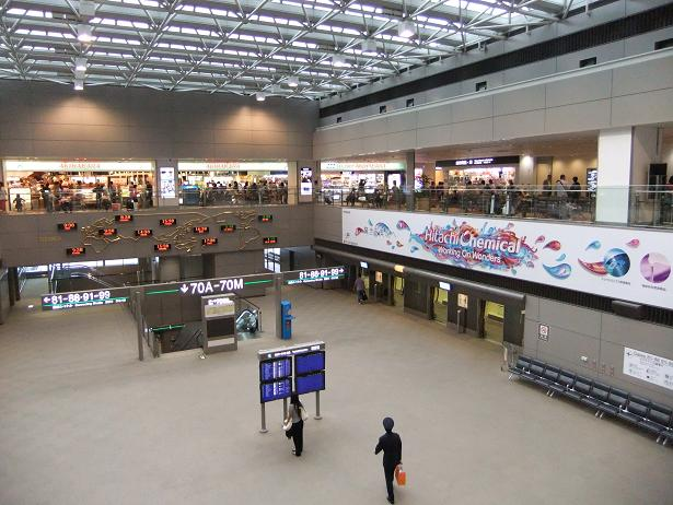成田空港②