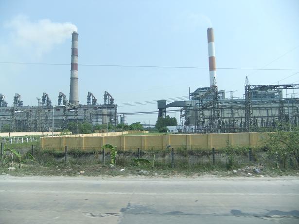 火力発電所