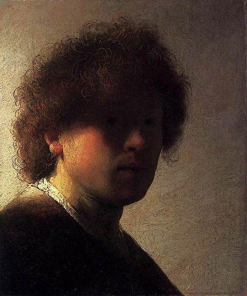 自画像(1628-29)